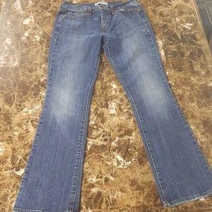 Levi Strauss Women's Denim Boot Cut 515 Jeans